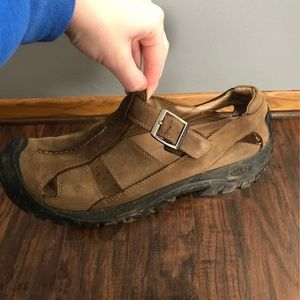Men's Leather Keens